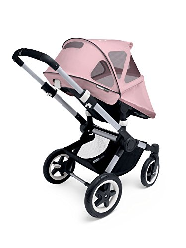 Bugaboo Cameleon Breezy Sun Canopy, Soft Pink