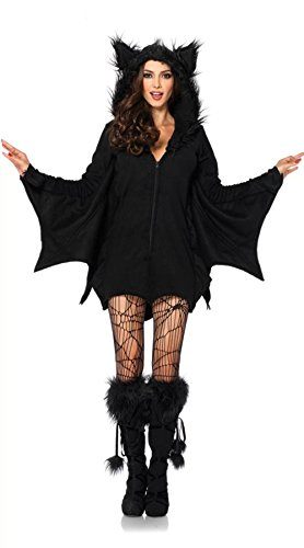 DoLoveY Bat Costumes Halloween Cosplay Game Outfits