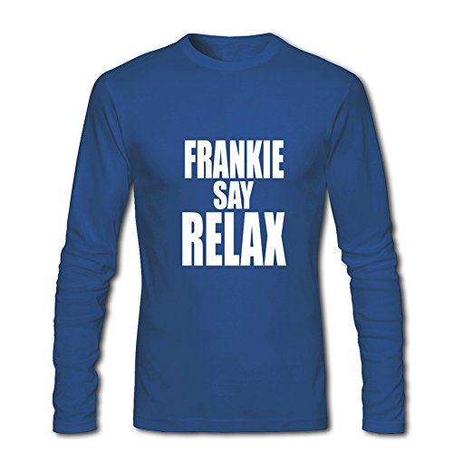 Frankie Says Relax Unisex For 2016 Mens Printed Long Sleeve