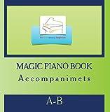 Magic piano book A-B