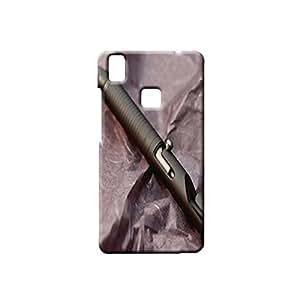 BLUEDIO Designer Printed Back case cover for VIVO V3 - G1703