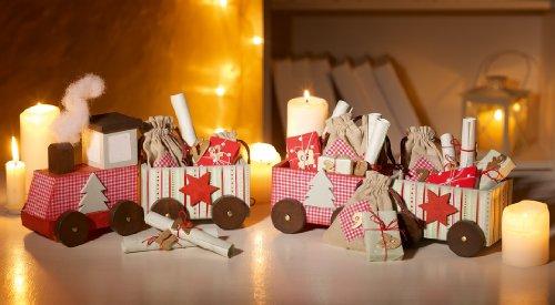 Weihnachtliche Dekoideen Im Landhausstil : ... .de - Laubsägen ...