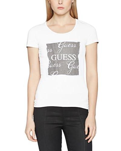 Guess Camiseta Manga Corta Ss Glitter