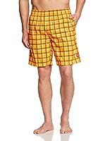 C.P.M. Short de Baño 3R83947N (Naranja)