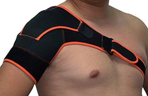 yosoo-adjustable-hot-cold-sports-therapy-back-shoulder-brace-shoulder-pad-wrap-support-belt-single-s