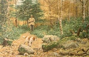 Autumn Grouse Shooting, 1895