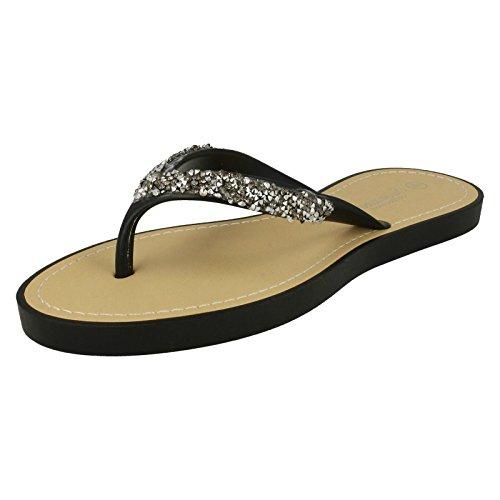 da-donna-savannah-flat-toepost-crushed-strass-trim-sandals-nero-black-42
