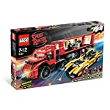 LEGO Racers: Cruncher Block and Racer X