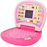 Toy Vala ABC And 123 Learning Kids Laptop With LED Display And Music