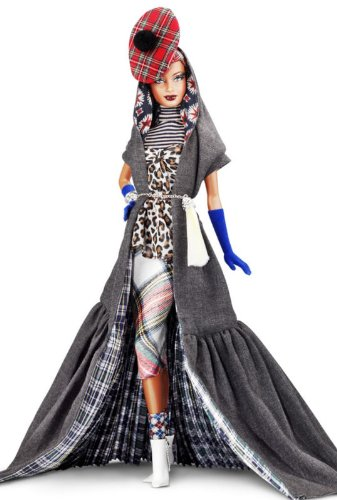 Top Barbie Collector # # V0455 Fenella Layla