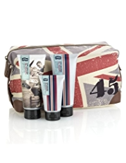 Imperial War Museum Rally Round the Flag Wash Bag Set