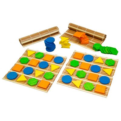 Bamboo Collection Kombino Game by Hape