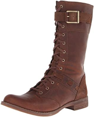 Wonderful Timberland Savin Hill Mid Leather Boots (For Women) - Save 44%