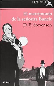 El Matrimonio De La Señorita Buncle descarga pdf epub mobi fb2