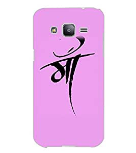 SAMSUNG GALAXY J2 MAA Back Cover by PRINTSWAG
