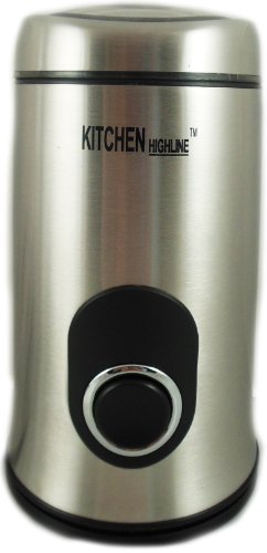 Kitchen Highline SP-7407 60gm Coffee Dry Grinder, 220-240 Volts (Not for use in USA and Canada)