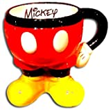 Mickey Mouse Body Parts Mug (Walt Disney World Exclusive)
