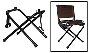 Metal Legs For The Patented Stadiumchair Stadium Chair by The Stadium Chair Company