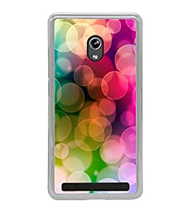 Colourful Light Pattern 2D Hard Polycarbonate Designer Back Case Cover for Asus Zenfone 5 A501CG :: Asus Zenfone 5 Intel Atom Z2520 :: Asus Zenfone 5 Intel Atom Z2560