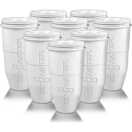 ZeroWater 5-Stage Ion Exchange Filters, 8pk ZR-008 (Zerowater Filters 8 Pack compare prices)