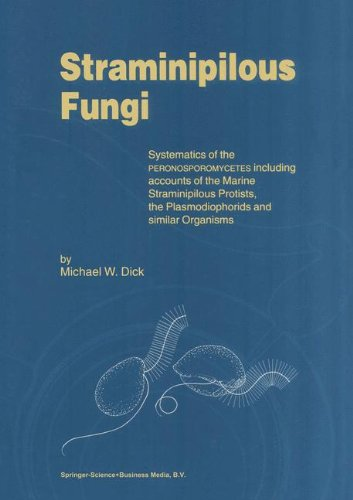 Straminipilous Fungi: Systematics of the Peronosporomycetes Including Accounts of the Marine Straminipilous Protists, the Plasmodiophorids and Similar Organisms