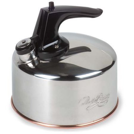 Revere 6-Cup Whistling Teakettle (Revere Stainless Steel Tea Kettle compare prices)