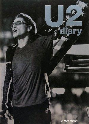 U2 ダイアリー 終りなき旅の記録 (P‐Vine BOOKs)