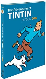 The Adventures Of Tintin Season One by Shout! Factory