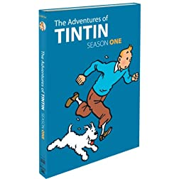 The Adventures Of Tintin: Season One