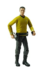 Star Trek 6'' Pike in Enterprise Outfit