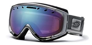 Smith Phenom Goggle (Sensor Mirror, Chrome Max)