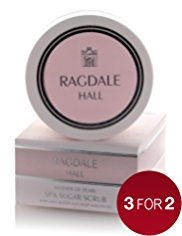 Ragdale Hall Mother of Pearl Spa Sugar Scrub 200ml
