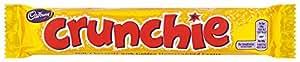 Cadbury Crunchie, 40-Gram Bar (Pack of 12)