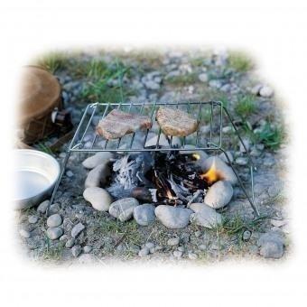 Klappgrill-Basic-Einfacher-Grill-fr-spontane-Grillfeste