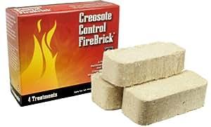 MEECO'S RED DEVIL 1004 Creosote Control Firebrick