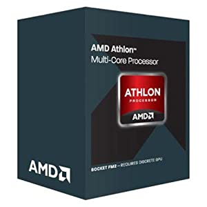 AMD Athlon X4 AD750KWOHJBOX 100W 3.4Ghz Processor