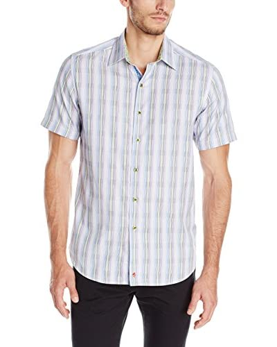 Robert Graham Men's Iolani Palace Short Sleeve Shirt