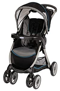 Graco FastAction Fold Classic Connect LX Stroller, Orlando
