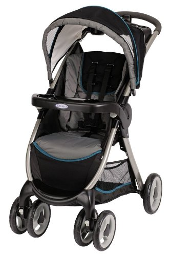 Graco Fastaction Fold Classic Connect Lx Stroller, Orlando front-919228