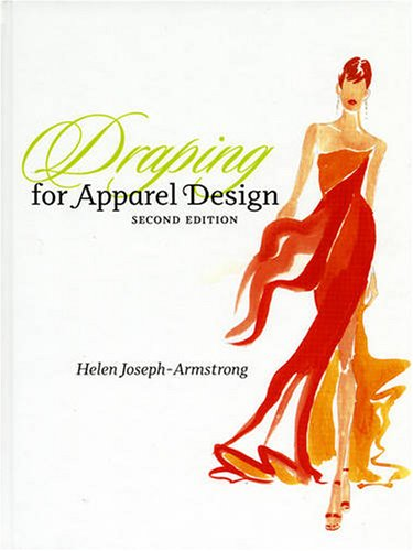 Draping for Apparel Design (2nd Edition)