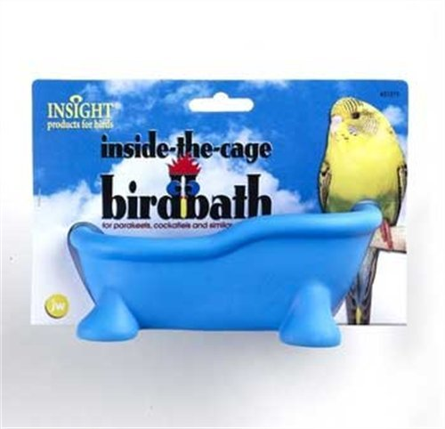 JW Pet Company Insight Inside the Cage Bird Bath