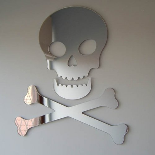 Skull Bathroom Accessories Skull Bathroom Decor And Sets 2014