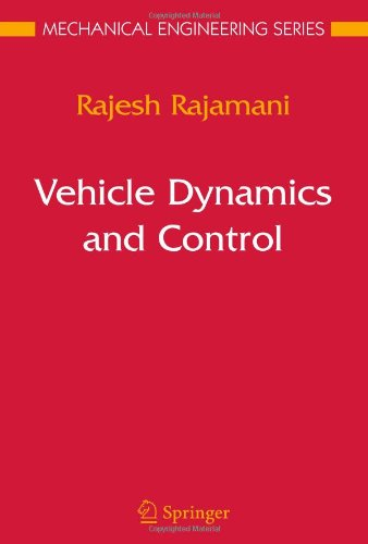 Dinámica de vehículos y Control (serie de ingeniería mecánica)