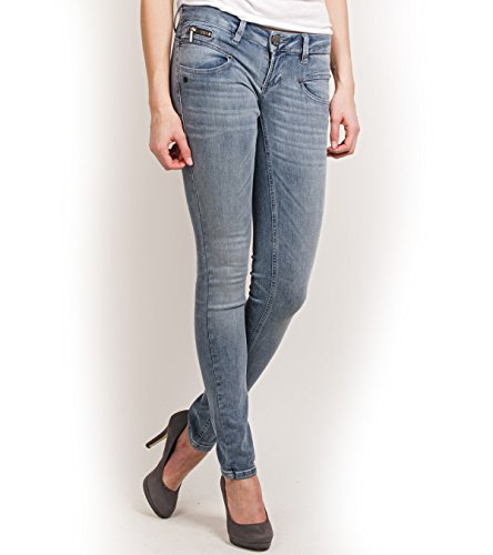 Freeman T. Porter Alexa Slim S-sdm-Jeans Donna    F0447 reform bleach L