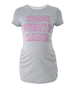 Maternity Yummy Mummy T-shirt