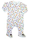 Happy Halloween Infant Bodysuit Baby's 1st Pumpkin Sleeper Baby Costume Ghost