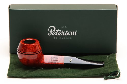 Peterson Kenmare 150 Smooth Tobacco Pipe Fishtail