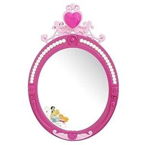 Amazon Com Disney Princess Deluxe Mirror Header Card