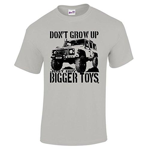 t-shirt-homme-buy-bigger-toys-4x4-4wd-t-shirts-gris-l