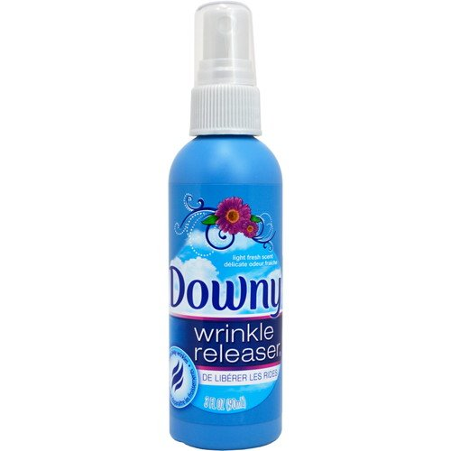 Downy Wrinkle Releaser, Travel Size Light Fresh Scent 3 fl oz (90 ml)